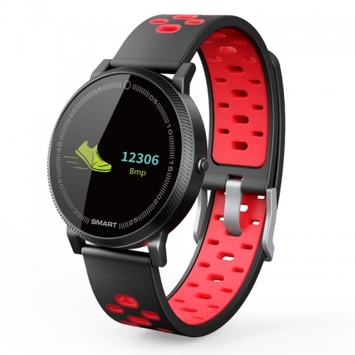 AirGear F4 Smart Watch With Real Time Blood Pressure Monitor Fitness