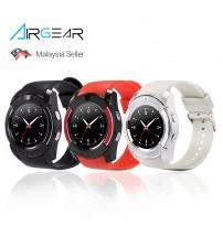 AirGear V8 Bluetooth Smart Watch TF SIM Sport Smartwatch