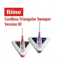 Riino Cordless Rechargeable Triangular Sweeper Version III