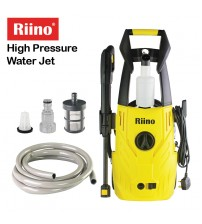 Riino High Pressure Water Jet Cleaner Expandable Spray Washer (1400W)