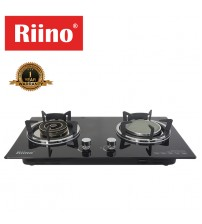 Riino Tempered Glass Build in / Table Top Gas Stove (HA-RO-ND2F)