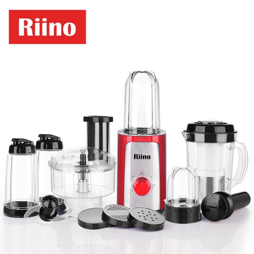 Riino 15pcs Multifunctional Blender with Food Processor High Speed New Model