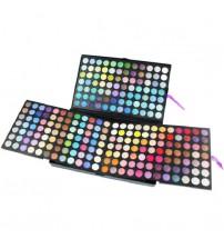 Professional 252 Color Make Up Eye Shadow Palette - Stylish Luxury Set