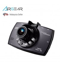 "AirGear HD 2.7"" DVR Car Camera Driving Recorder Camcorder G30"