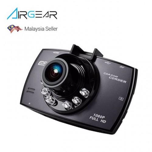 "AirGear HD 2.7"" DVR Car Camera Driving Recorder Camcorder G30"