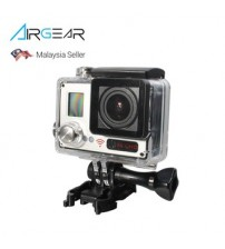 AirGear 4K Ultra HD WiFi Action Camera Waterproof Sports Cam
