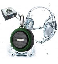 C6 Bluetooth Speaker Mini Portable Waterproof FM Radio