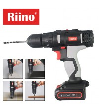 Riino 3-in-1 12V Cordless Multi functional Impact Drill Set
