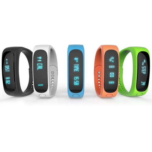 AirGear E02 Intelligent Sport Bracelet Healthy Pedometer Smart Band