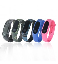 M2 Smart Band Silicone Wrist Strap Belt Replacement Wristband