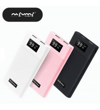 NAFUMI B35 Dual USB Power 10000mAh 3.7v 2.1A Powerbank