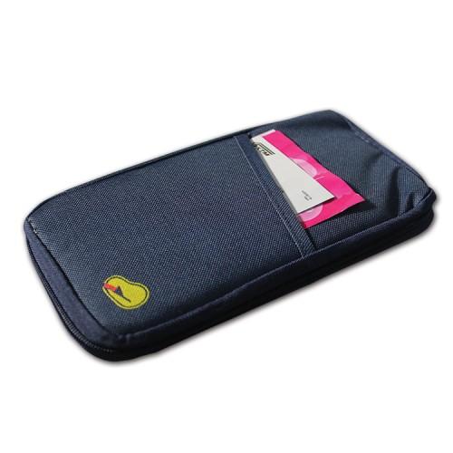 Korean Travelus Handy Multipurpose Passport Holder / Card Case / Pouch