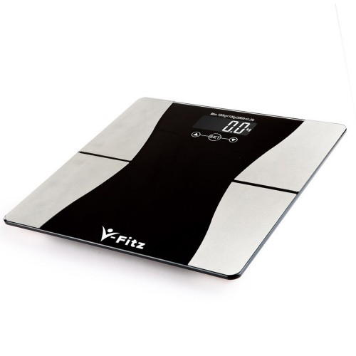 V-Fitz Electronic BMI Weighing Scale Composition Analyser