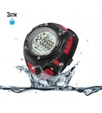 XWatch Fitness Waterproof Bluetooth Pedometer Smart Watch