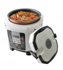 2.0L Multifunctional Mini Rice Cooker Non-Stick Coating Pot Msia Plug