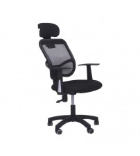 Economic Ergonomic and Adjustable Swivel High Back Home Office Chair