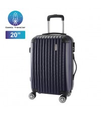 "Cosmic Traveller 20"" ABS Hard Case Business Protector Travel Luggage Bag"